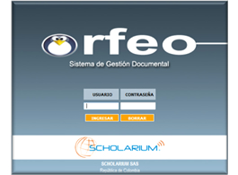 gestion documental orfeo